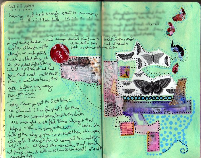 Artjournal_butterfly_blue