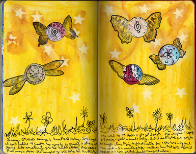 Artjournalyellowwings